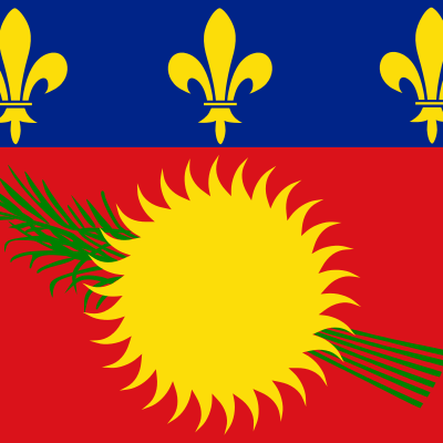 Guadeloupe archipel